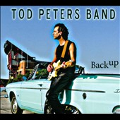 Tod Peters: Back Up [Digipak]