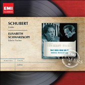 Schubert: Lieder / Elisabeth Schwarzkopf, Edwin Fischer