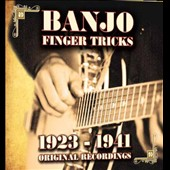 Various Artists: Banjo Finger Tricks