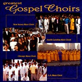 Various Artists: Greatest Gospel Choirs