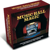 Various Artists: Music Hall Magic: Wonder of Wonders