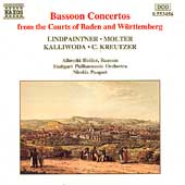 Bassoon Concertos From the Courts of Baden and W&uuml;rttemberg