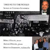 Take Me To The World - Sondheim: Songs / Heller, et al