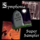 Symphonia Super Sampler - works by Shostakovich, Durufle, James Self, Berlioz, John Williams, Johnny Mercer et al. / Symphonia