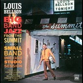 Louis Bellson: Big Band Jazz from the Summit/Small Band Studio Session