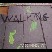 Viv Corringham: Walking [Digipak]