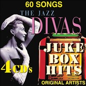 Various Artists: The  Jazz Divas Juke Box