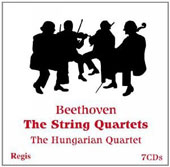 Beethoven: String Quartet