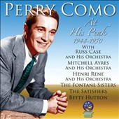 Perry Como: At His Peak: 1948-1950