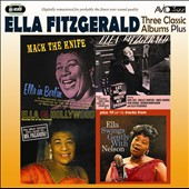 Ella Fitzgerald: Three Classic Albums Plus