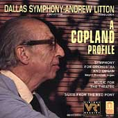 A Copland Profile / Litton, Marshall, Dallas Symphony
