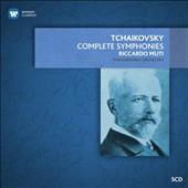 Tchaikovsky: Complete Symphonies / Philharmonia Orchestra; Muti