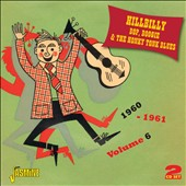 Various Artists: Hillbilly Bop, Boogie and the Honky Tonk Blues - Volume 6 1960-1961