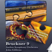 Bruckner: Symphony No. 9 - Premiere recording of finale completed by Nors S. Josephson / Aarhus SO, John Gibbons