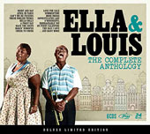 Ella Fitzgerald/Louis Armstrong: The Complete Anthology