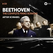 Beethoven: The Complete Piano Sonatas / Artur Schnabel, piano (mono, rec. 1932-35, remastered in 24 bit/96kHz) [8 CDs]