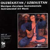 Various Artists: Uzbekistan: Instrumental Art Music