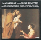 Magnificat and Nunc Dimitis / Chapel Choir of Keble College