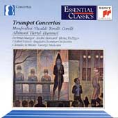 Trumpet Concertos - Vivaldi, Corelli, et al / Hunger, et al