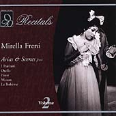 Recitals - Mirella Freni Vol 2 - Arias & Scenes