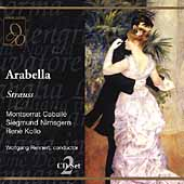 Grand Tier - Strauss: Arabella / Rennert, Caball&eacute;, Nimsgern, Kollo, etc