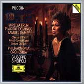 Puccini: Tosca / Sinopoli, Freni, Domingo, Ramey