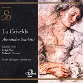 Scarlatti: La Griselda / Sanzogno, Freni, Alva, Panerai