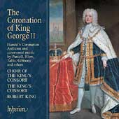 The Coronation of King George 2 /King, King's Consort, et al