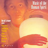 Music of the Human Spirit - Ginastera, Glass, et al /Leisner