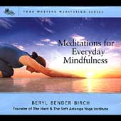 Beryl Bender Birch: Meditations for Everyday Mindfulness [Slipcase]