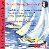 British String Quartets / Bochman String Quartet