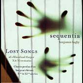 Lost Songs of a Rhineland Harper / Sequentia