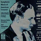 Blue Towers - Symphonic Music of Irving Fine / Spiegelman