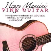 Various Artists: Henry Mancini - Pink Guitar