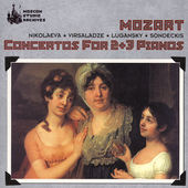 Mozart: Concertos for 2 & 3 Pianos / Nikolaeva, et al