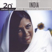 India (Latin): 20th Century Masters - The Millennium Collection: The Best of India