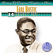 Earl Bostic: The Earl Bostic Story: 14 Greatest Hits