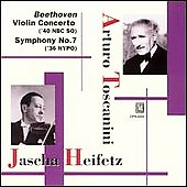 Beethoven: Violin Concerto, etc / Toscanini, Heifetz, et al