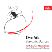 Dvorák: Slavonic Dances / Sir Charles Mackerras, Czech PO