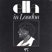 Ella Fitzgerald: Ella in London