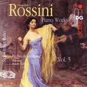 Rossini: Piano Works Vol 5 / Irmer