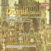 Dupré: Complete Organ Works Vol 12 - 79 Chorales / Filsell