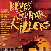 Various Artists: Blues Guitar Killers