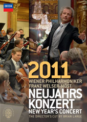 New Year's Day Concert 2011 / Franz Welser-Most/Vienna PO [DVD]