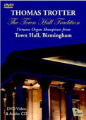 The Town Hall Tradition: Virtuoso Organ Showpieces from Town Hall, Birmingham [DVD]