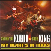 Smokin' Joe Kubek: My Heart's in Texas [DVD]