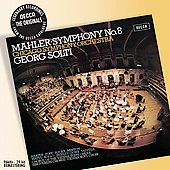 Mahler: Symphony no 8 / Solti, Chicago Symphony, et al