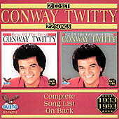Conway Twitty: 22 Songs