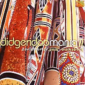 David Corter: Didgeridoo Mania, Vol. 2: Goin' Walkabout