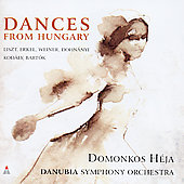 Dances From Hungary - Works By Kodaly, Erkel, Etc.